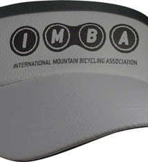 Headsweats Headsweats IMBA Supervisor Sublimated Visor: Gray