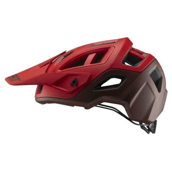 Leatt DBX 3.0 All Mountain Helmet, Ruby Red - S (51-55cm)