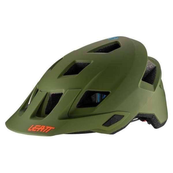 Leatt DBX 1.0 Mtn Helmet, Forest - S (51-55cm)