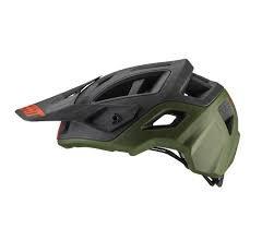 Leatt DBX 3.0 All Mountain Helmet, Forest - M (55-59cm)