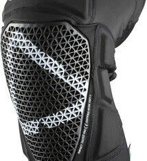 Leatt AirFlex Pro Knee Guard, L - Black