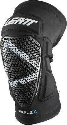 Leatt Leatt, AirFlex Pro, Knee/Shin Guard, Black, L, Pair