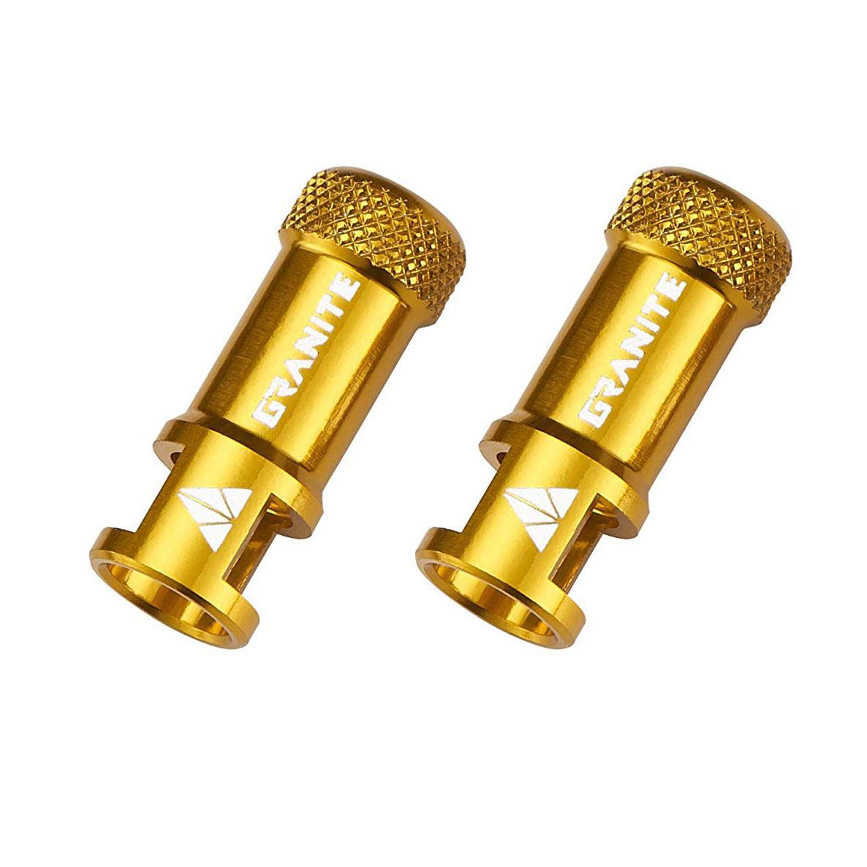 Granite-Design Juicy Nipples, Gold, Pair