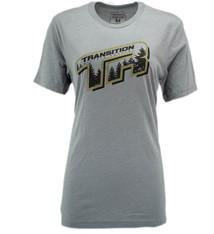 Transition Womens T-Shirt: TR Trees