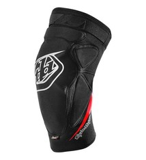 Troy Lee Designs RAID KNEE GUARD; BLACK MD/LG