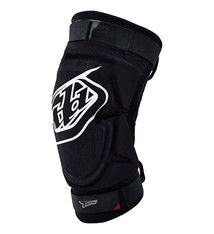 Troy Lee Designs RAID KNEE GUARD; BLACK XL/2X