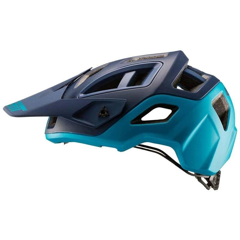 Leatt DBX 3.0 All Mountain Helmet, Blue - S (51-55cm)