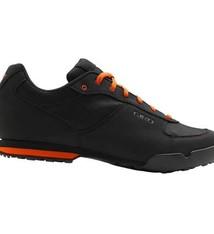 Giro Cycling Giro Rumble VR Dirt Shoes - Black/Glowing Red - Size 44