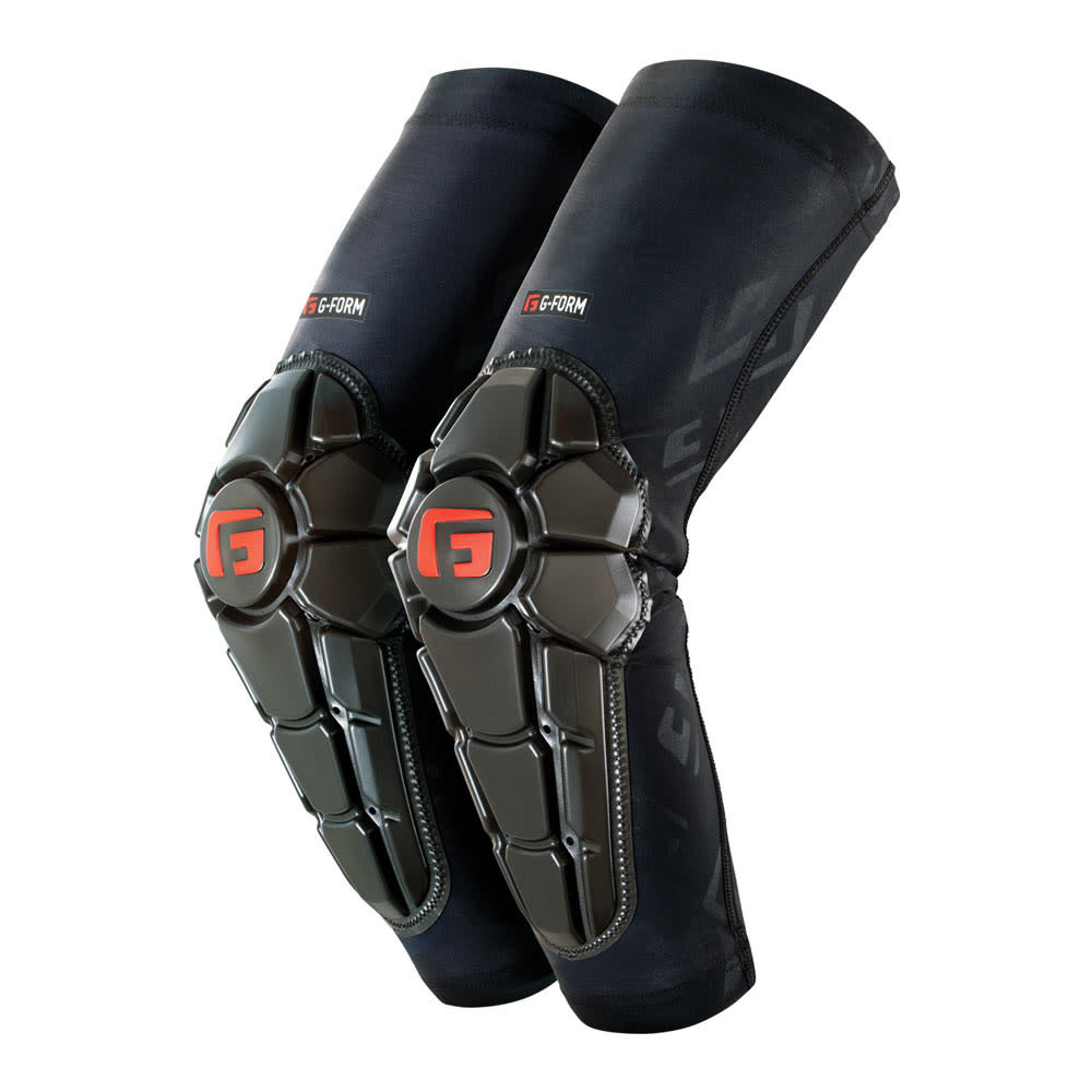 G-Form G-Form Pro-X2 Elbow Pads - Black Embossed, Medium