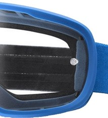 Giro Cycling Giro Tempo MTB Goggle for Dirt Biking - Blue - Clear Lens