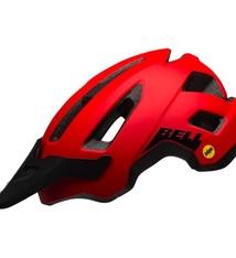 Bell Nomad MIPS Adult Bike Helmet - Matte Red/Black - UA (53-60 cm)