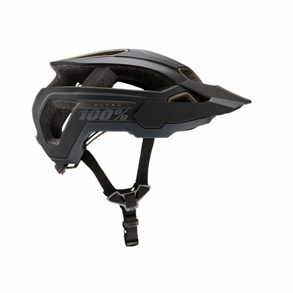 100% Altec Helmet, Black - S/M