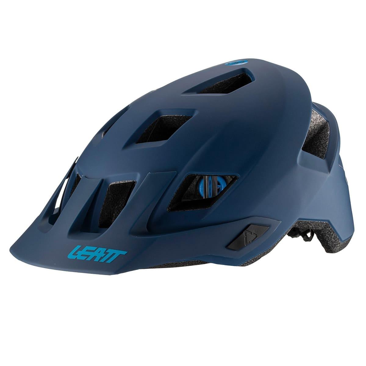 Leatt DBX 1.0 Mtn Helmet, Ink - S (51-55cm)