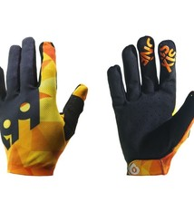 SixSixOne Raji Glove, Orange - M