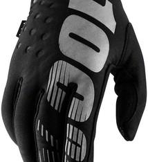 100% Brisker Glove, Black - XL (11)