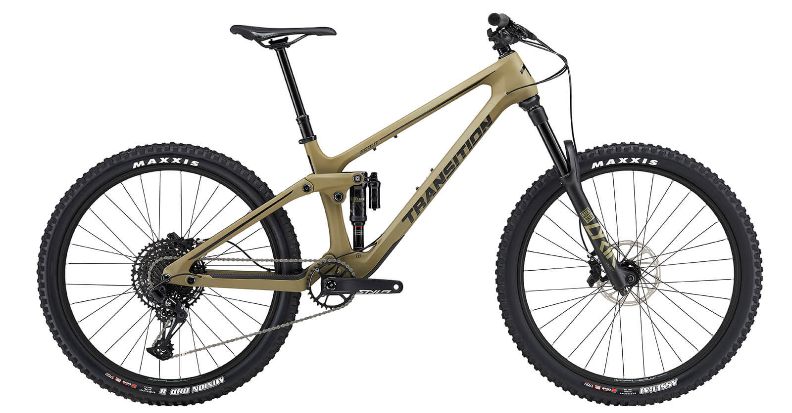 Transition Scout Carbon NX (Medium, Olive Green)