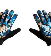TBC - Digital Frost Glove (Small, Blue/Grey/Black)