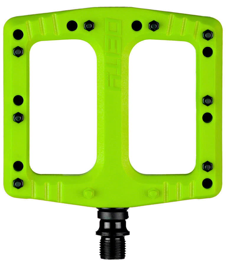 Deity Deftrap Pedals, Green