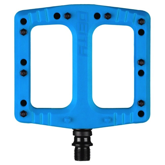 Deity Deftrap Pedals, Turquoise