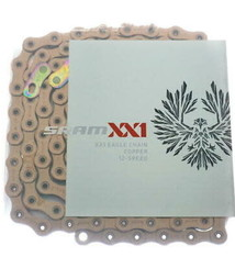 SRAM SRAM, PC-XX1 Eagle, Chain, Speed: 12, Links: 126, Copper