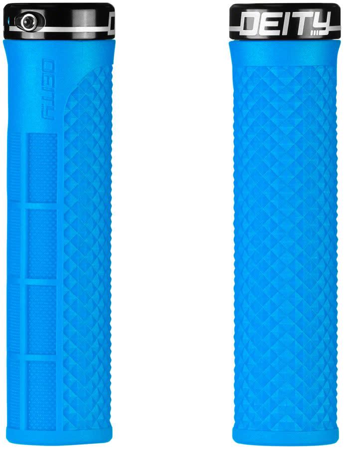 Deity Deity, Lockjaw Grips - Blue