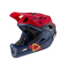 Leatt MTB 3.0 Enduro Helmet, S (51-55cm) Chilli