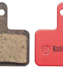 Kool Stop Kool Stop, Organic Compound, Disc Brake Pads, Shape: Shimano B-Type, Organic, Pair