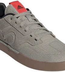 Five Ten Five Ten Sleuth Men's Flat Shoe: Shock Red/Sesame/Feather Gray 11.5