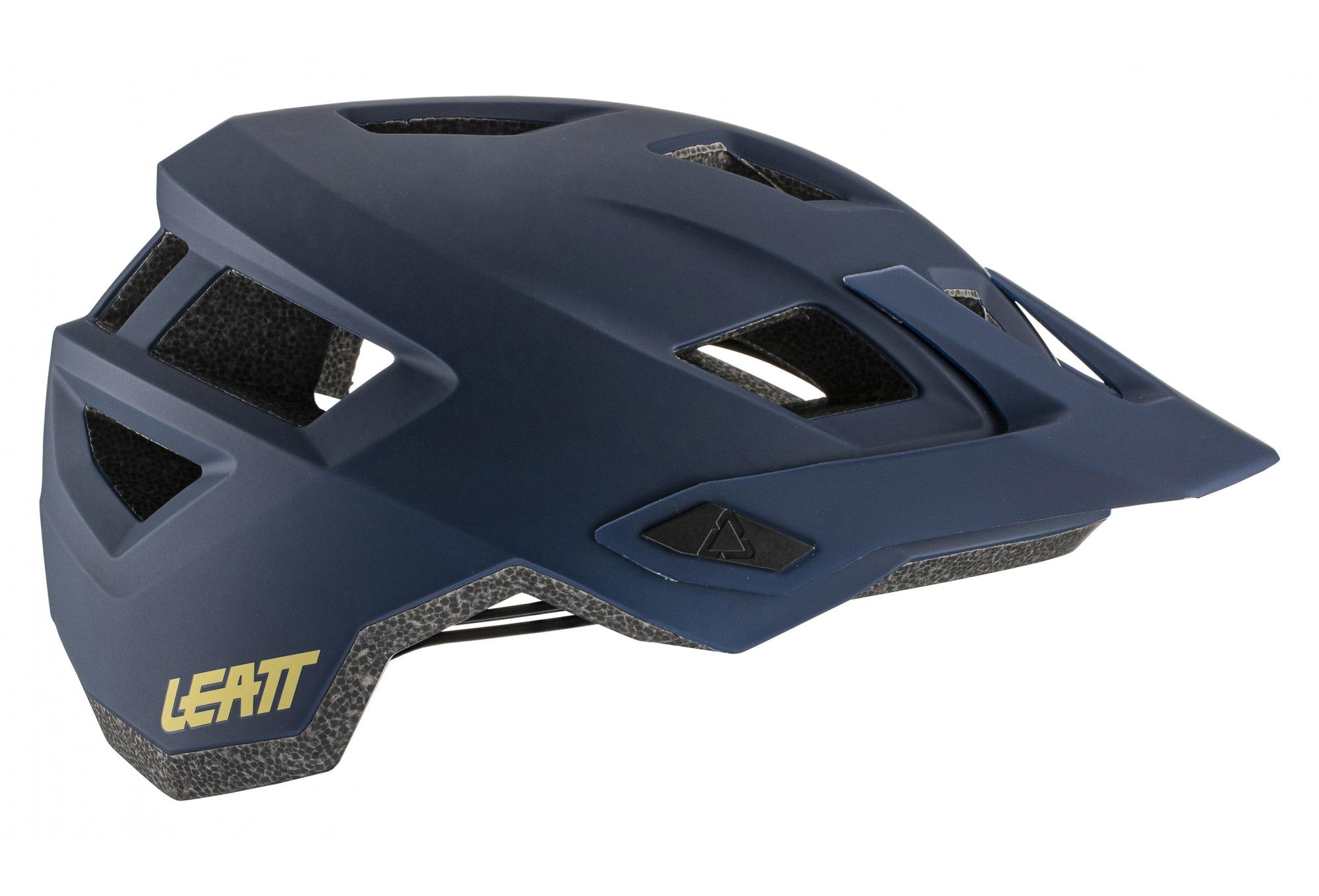 Leatt Leatt, MTB 1.0 Mtn, Helmet, Onyx, M, 55 - 59cm