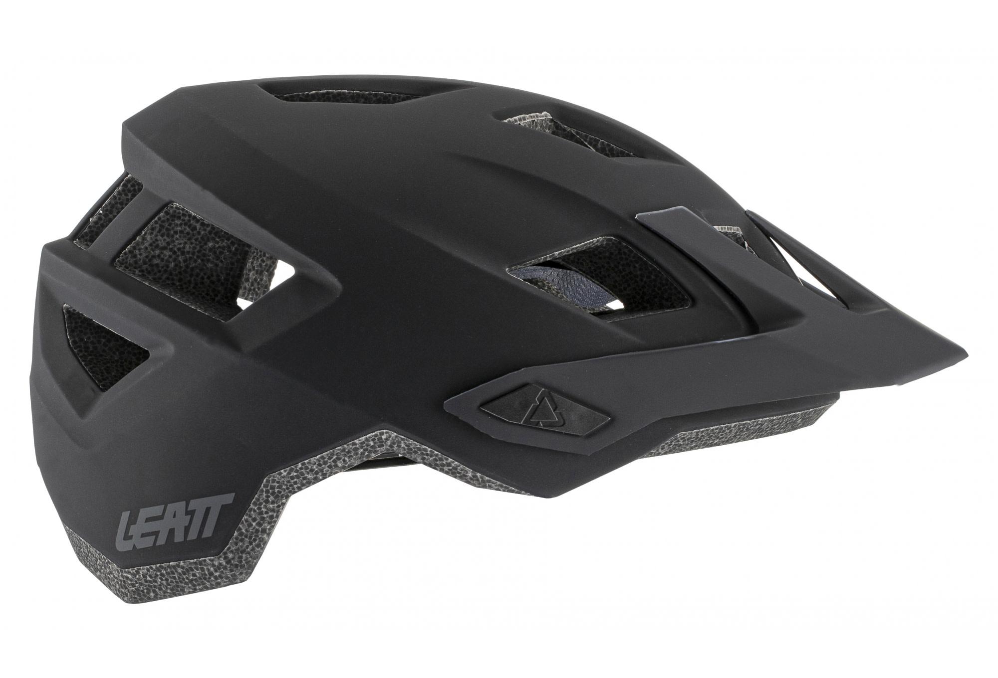 Leatt Leatt, MTB 1.0 Mtn, Helmet, Black, L, 59 - 63cm