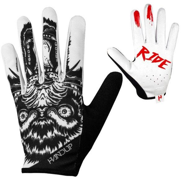 Handup Gloves - Free Ride Wolf - MEDIUM