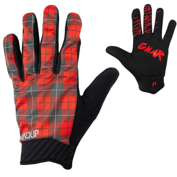 Handup Gloves - Cold Weather - Lumberjack - MEDIUM