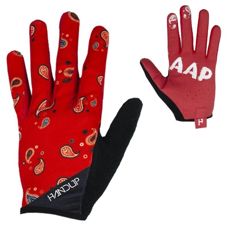 Handup Gloves - Braaap Paisley - SMALL