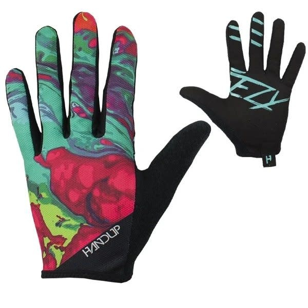 Handup Gloves - Lava Lamp - X SMALL