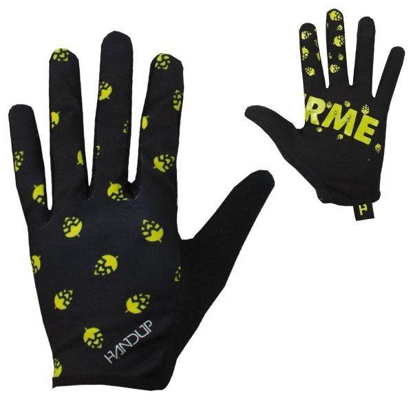 Handup Gloves - Beer Me II - LARGE