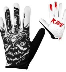 Handup Gloves - Free Ride Wolf - X LARGE