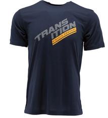 Transition Transition Swift Jersey: Split Logo (Large, Navy)