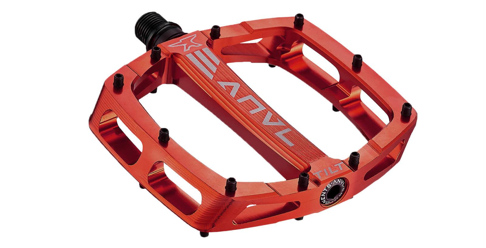 ANVL Tilt Alloy V3, Cromo Axle, Red