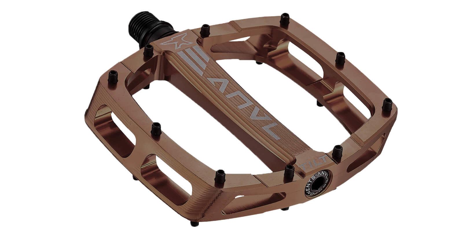 ANVL Tilt Alloy V3, Cromo Axle, Copper