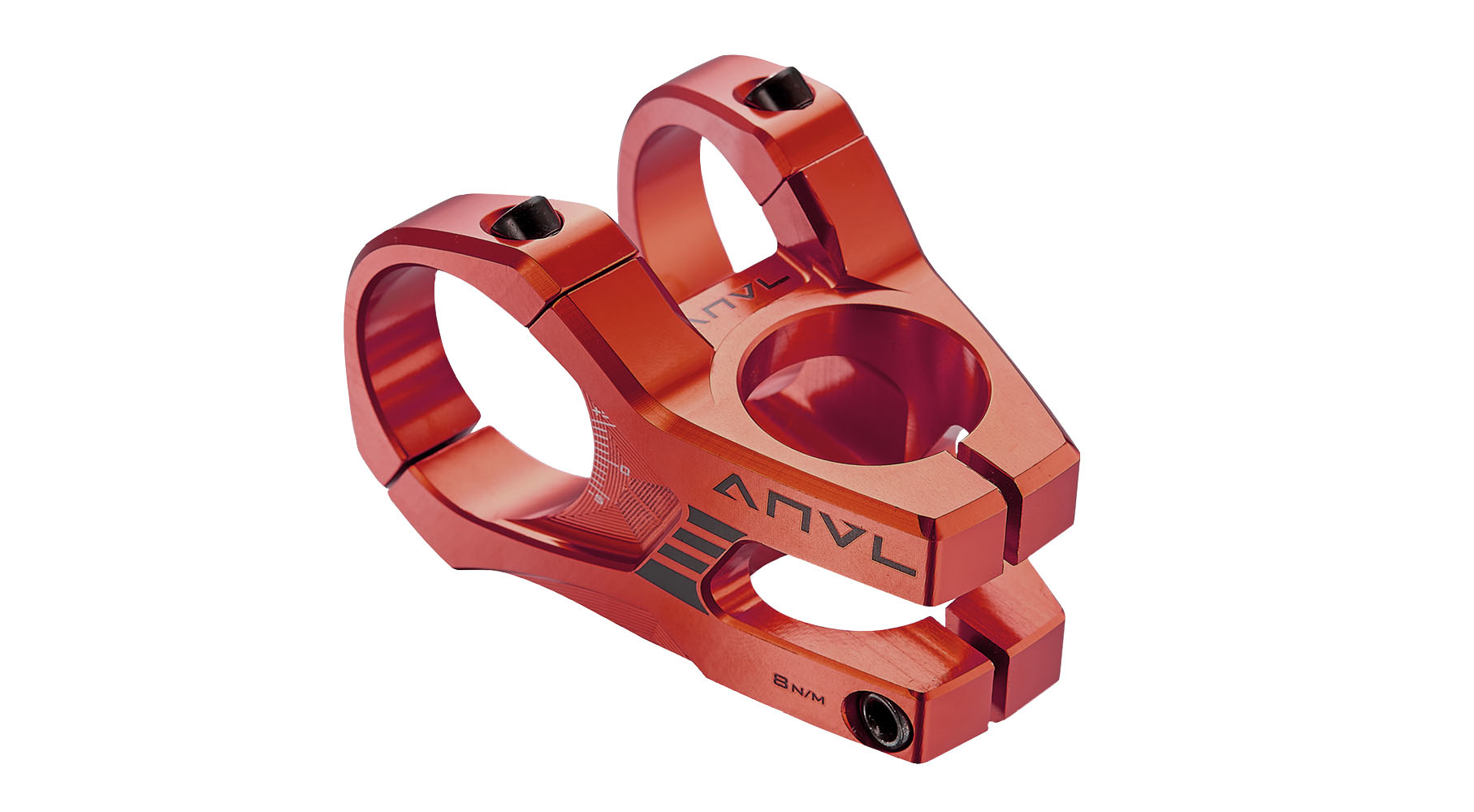 ANVL Components - Swage Stem (40mm, Red)