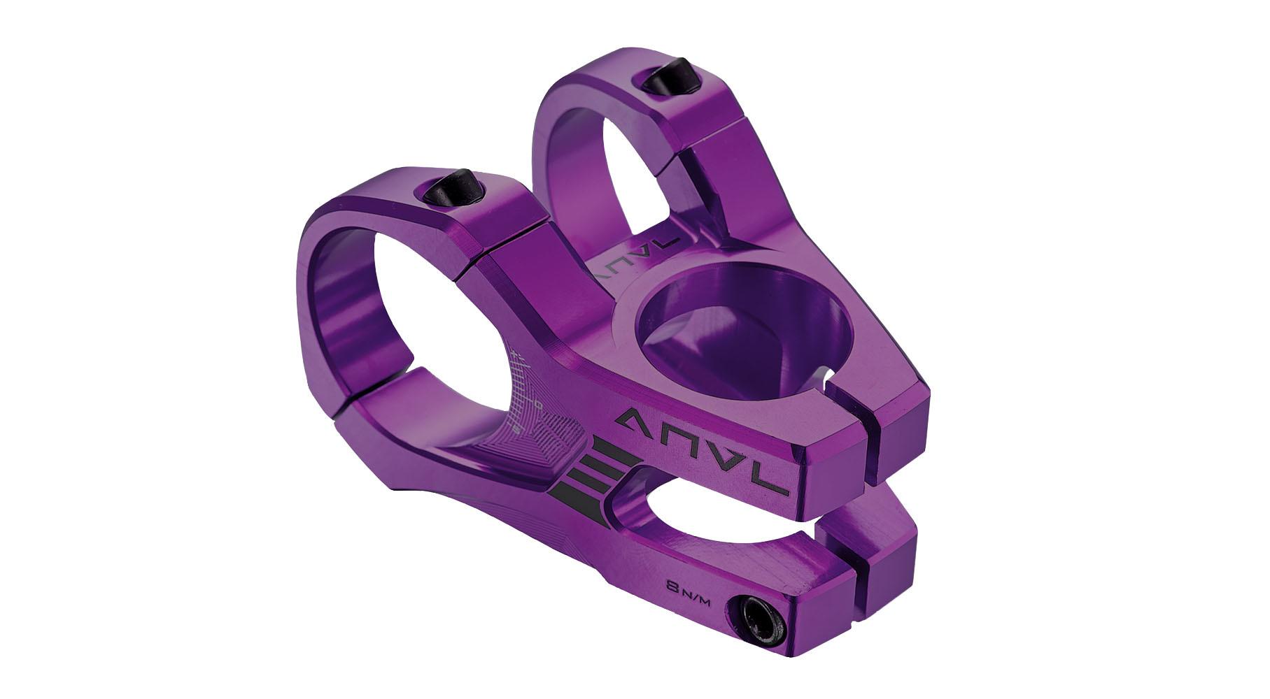 ANVL Components - Swage Stem (40mm, Grape)