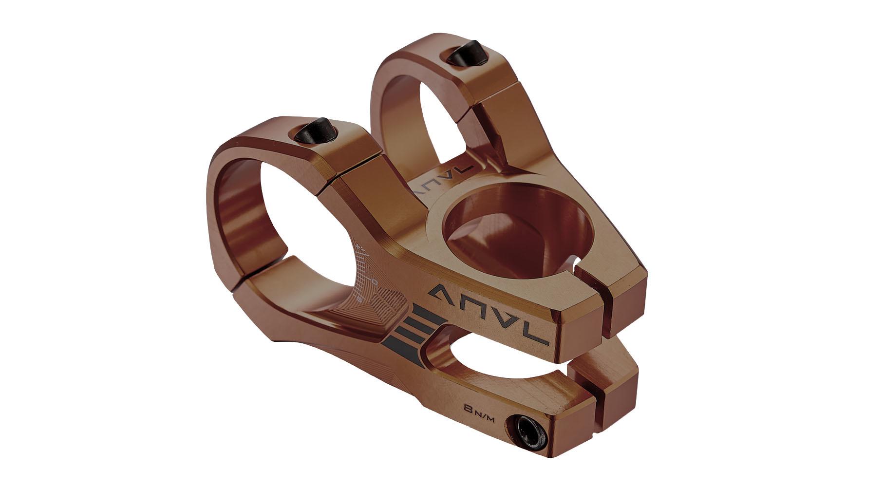 ANVL Components - Swage Stem (40mm, Bronze)