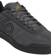 Five Ten Five Ten Sleuth DLX Men's Flat Shoe: Gray Six/Black/Matte Gold 11