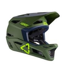Leatt MTB 4.0 Enduro Helmet, L (59-60cm) Cactus Green