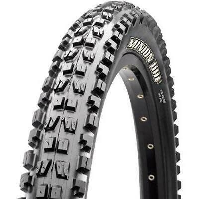 Maxxis Maxxis Minion DHF Tire - 24 x 2.4, Clincher, Folding, Black, Dual