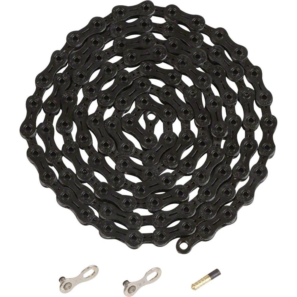 YBN YBN Ti-Nitride Chain - 11-Speed, 116 Links, Black