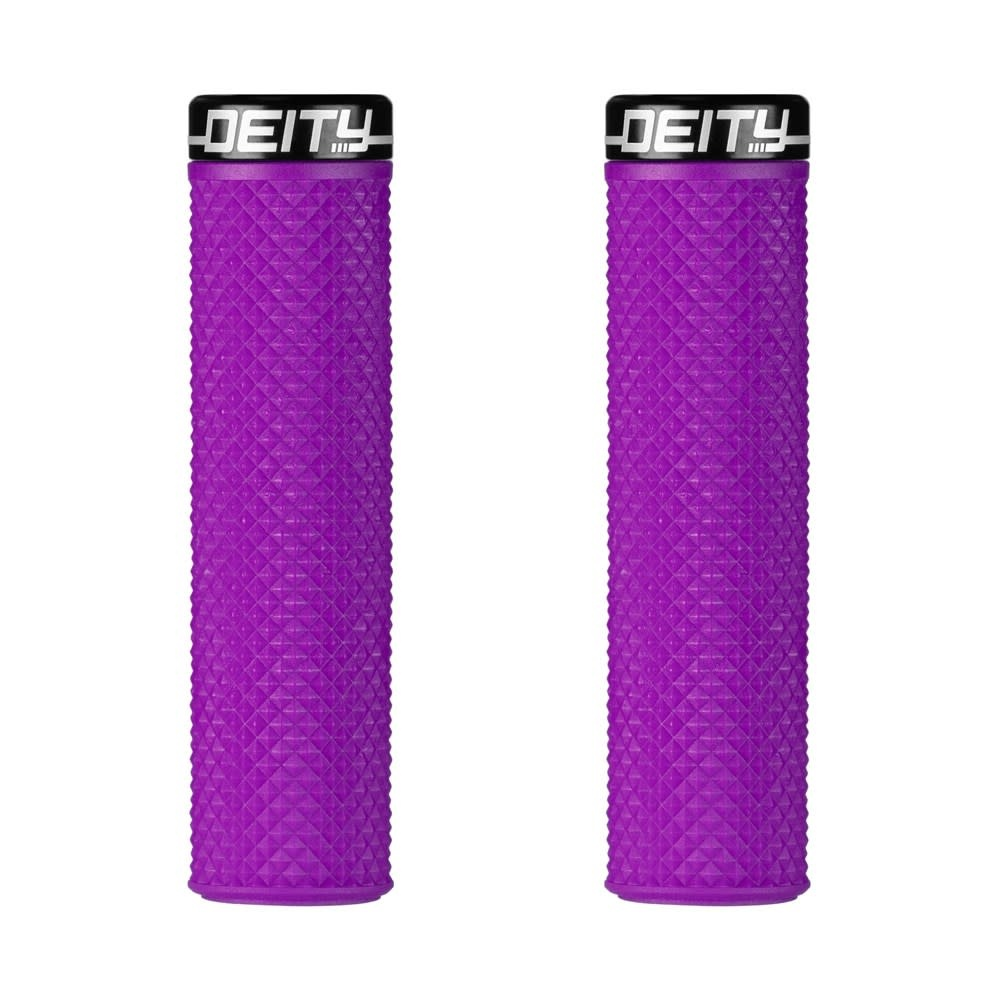 Deity Supracush Grips - Purple