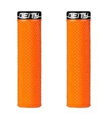Deity Deity, Supracush Grips - Orange