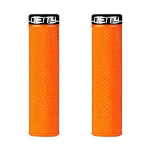 Deity Supracush Grips - Orange