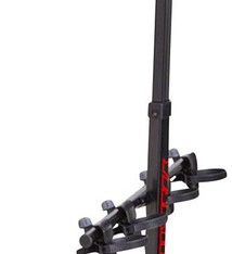 "Yakima Yakima Hangover Hitch Bike Rack - 4-Bike, 2"" Receiver, Black"